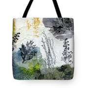 Night And Day In The Forest Tote Bag