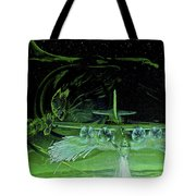 Night Angels Tote Bag