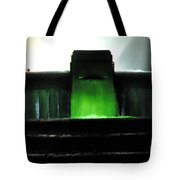 Night At Mulholland Fountain Tote Bag