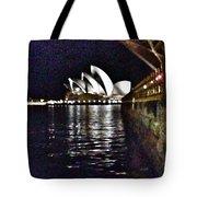 Night At The Opera Tote Bag