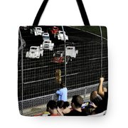 Night At The Races Tote Bag