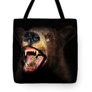 Night Attack Tote Bag