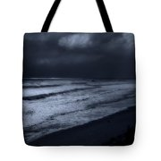 Night Beach - Jersey Shore Tote Bag
