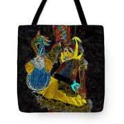 Night Beauty Tote Bag
