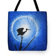 Night Bird Tote Bag