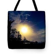 Night Blue Sky Delight.. Tote Bag