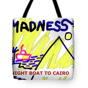 Night Boat To Cairo 1979 Tote Bag