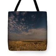 Night By Moonlight Tote Bag
