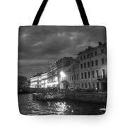 Night City Peterburg Tote Bag