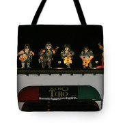 Night Club Bebotero  Tote Bag