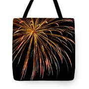 Night Colors Tote Bag