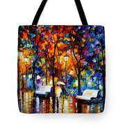 Night Copenhagen Tote Bag
