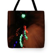 Night Diptych 1 Tote Bag