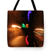 Night Diptych 2 Tote Bag