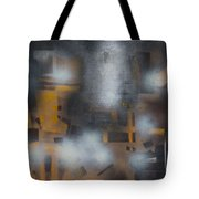 Night Flashes Tote Bag