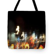 Night Forest - Light Spirits Limited Edition 1 Of 1 Tote Bag