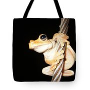 Night Frog Tote Bag
