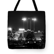 Night Game Tote Bag