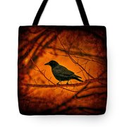 Night Guard Tote Bag