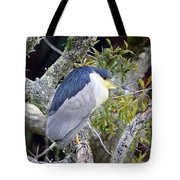 Night Heron Tote Bag
