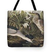 Night Heron Or Qua Bird Tote Bag