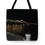 Night In New Orleans Tote Bag