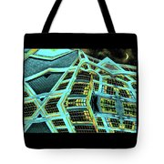 Night In This House Tote Bag