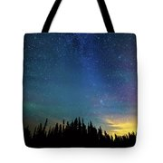 Night Of Enchantment Tote Bag