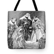 Night Of Hope Tote Bag