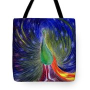 Night Of Light Tote Bag