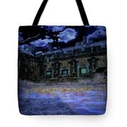 Night Of The Raven Tote Bag