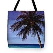 Night On The Beach Tote Bag