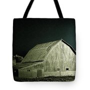 Night On The Farm Tote Bag