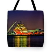 Night Overhaul Tote Bag
