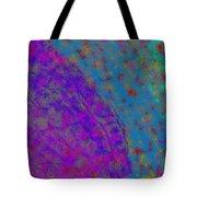 Night Rainbow Tote Bag