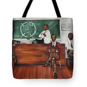 Night Session Tote Bag