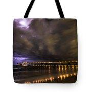 Night Storm Tote Bag