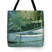 Night Time On Boot Key Tote Bag