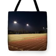 Night Training Tote Bag