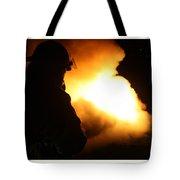 Night Training Tote Bag