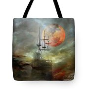 Night Travel Tote Bag