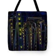 Night Trestle Tote Bag