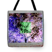 Night Vision Tote Bag by Eikoni Images