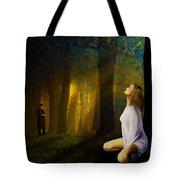 Night Vision Tote Bag