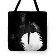 Night Visitor Tote Bag