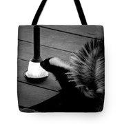 Night Visitor Tote Bag