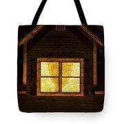 Night Window Tote Bag