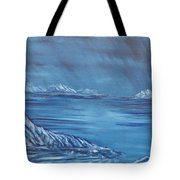 Night World Tote Bag