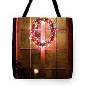 Night Wreath Tote Bag