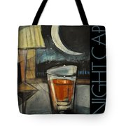 Nightcap Poster Tote Bag